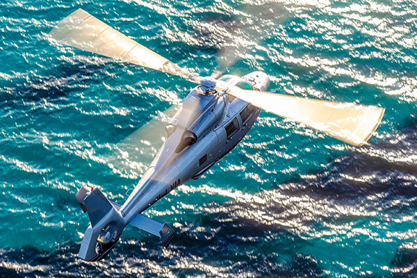 Charter - HeliRiviera Air Support Service for Luxury Yachting Industry
